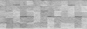 Electra Relief Gray Decor
