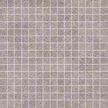 Almond Dark Gray Mosaic