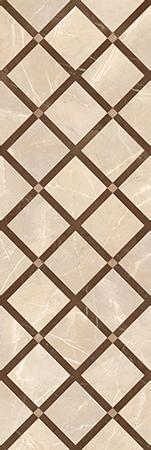 کاشی تبریز آنتیک Antique Beige Relief Decor