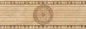 Liza Relief Gold Decor