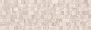 Nora Relief Beige Decor کاشی تبریز نورا