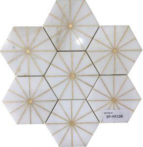 کاشی کرگرس سیروکو DMI0004 Mosaic
