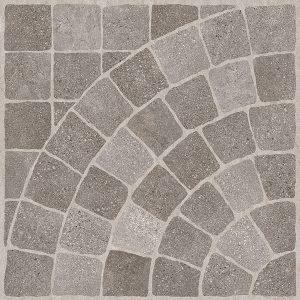 کاشی سرامیک کرگرس نوردیت Nordit Dark Gray Relief Art 1
