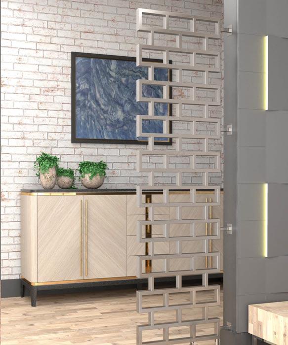 رادیاتور رادیاکو مدل Brick Shape