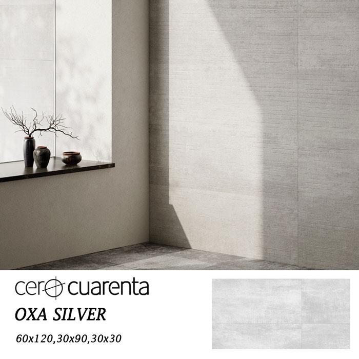 cerocuarenta oxa silver