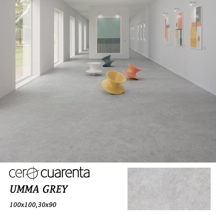 cerocuarenta umma grey