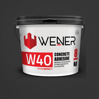 WENER W40 Concrete Adhesive