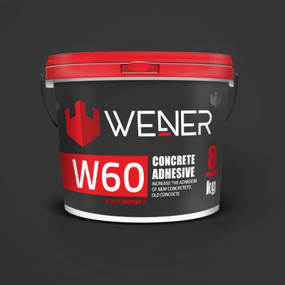 WENER W60 Concrete Adhesive